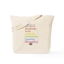 Quaker Spices Tote Bag