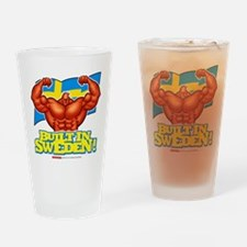 BUILT IN SWEDEN - Drinking Glass