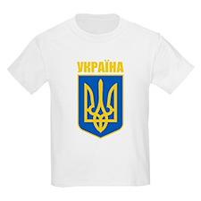 """Ukraine COA"" T-Shirt"