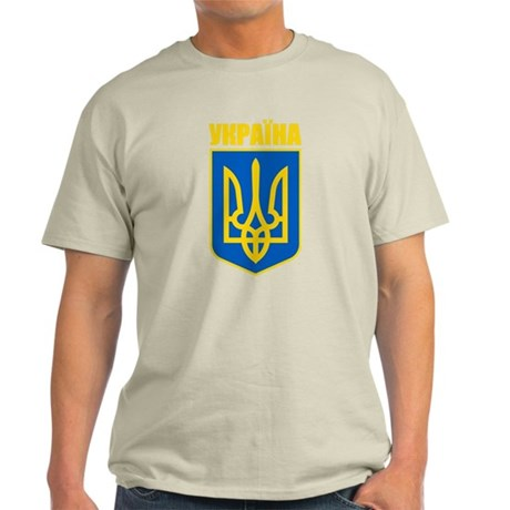 """""""Ukraine COA"""" Light T-Shirt"""