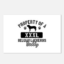 Belgian Laekenois Daddy Designs Postcards (Package