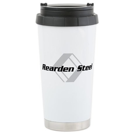Rearden Steel Stainless Steel Travel Mug
