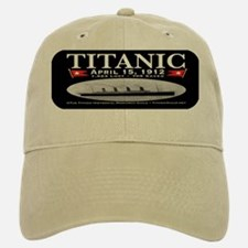 Titanic Ghost Ship (black) Baseball Baseball Cap