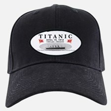 Titanic Ghost Ship (white) Baseball Hat