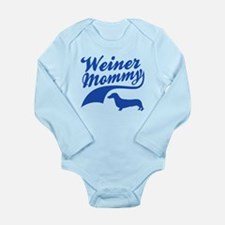 Weiner Mommy Onesie Romper Suit