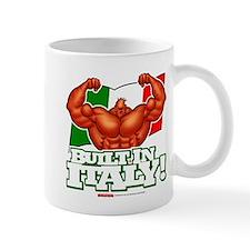 BUILT IN ITALY - Mug