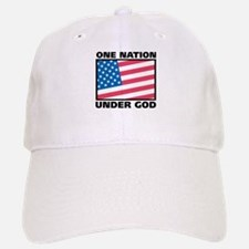 One Nation Baseball Baseball Cap