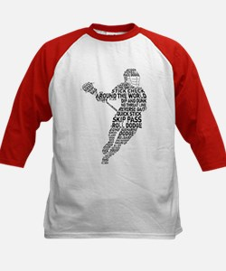 Lacrosse LAX Player Tee