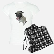 Pug Close-Up Pajamas