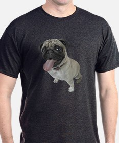 Pug Close-Up T-Shirt