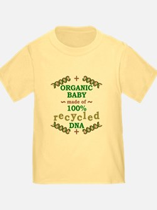Funny Organic Baby T