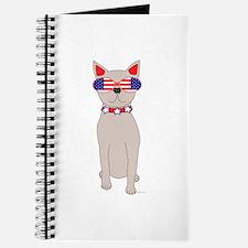 """Patriotic Chihuahua"" Journal"