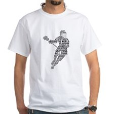 Lacrosse LAX Player Shirt