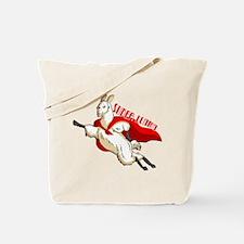 Super Llama Tote Bag