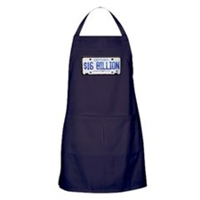 16 Billion Dollar Gear Apron (dark)