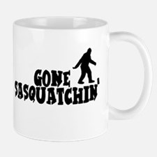 Gone Sasquatchin' Mug