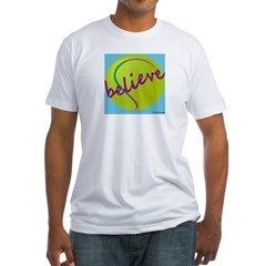 Believe (tennis ball) Shirt