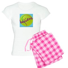 Believe (tennis ball) Pajamas