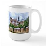 Notre-Dame Cathedral 2 Large Mug