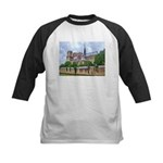 Notre-Dame Cathedral 2 Kids Baseball Jersey