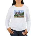 Notre-Dame Cathedral 2 Women's Long Sleeve T-Shirt