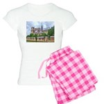Notre-Dame Cathedral 2 Women's Light Pajamas