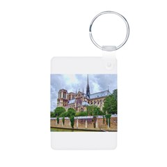 Notre-Dame Cathedral 2 Keychains