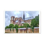 Notre-Dame Cathedral 2 22x14 Wall Peel