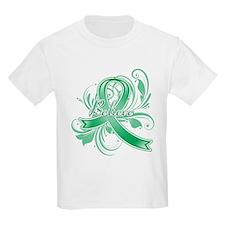 Liver Cancer Believe T-Shirt