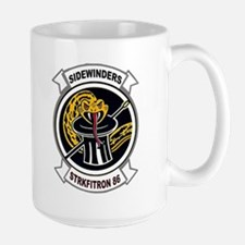 VFA 86 Sidewinders Large Mug