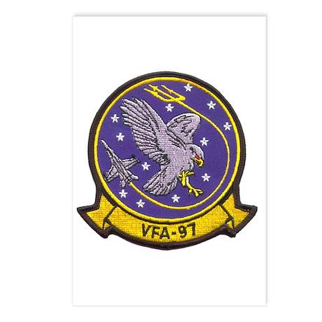 VFA-97 Warhawks Postcards (Package of 8)