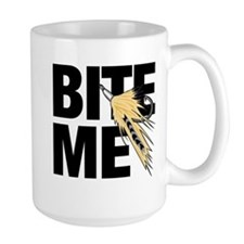 Bite Me Fish Hook Mug