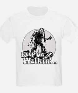 Keep On Walkin' T-Shirt
