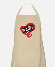 Haters Love Me Apron