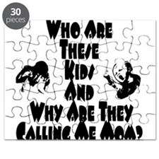 Who Are These Kids Puzzle
