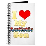 I Love My Autistic Son Journal