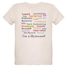im a gymnast T-Shirt