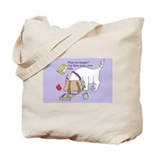 lubly bully original designs Tote Bag