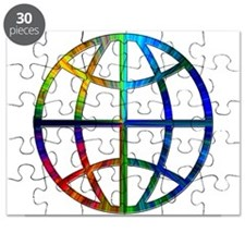 World Rainbow Puzzle