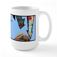 Pincher Martin Shipwrecked Mariner Tea Mug