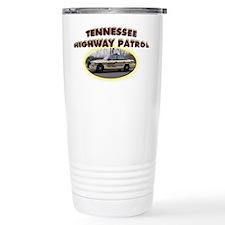 Tennessee Highway Patrol Travel Mug