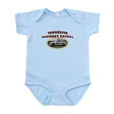 Tennessee Highway Patrol Infant Bodysuit