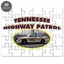 Tennessee Highway Patrol Puzzle