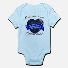 Alaska Heart Designs Infant Bodysuit