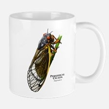 Cecropia Moth Caterpillar Mug