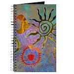 Journal chakra symbols