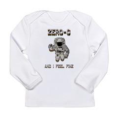 ASTRONAUT Long Sleeve Infant T-Shirt