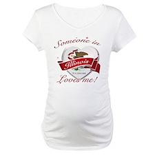 Illinois Heart Designs Shirt