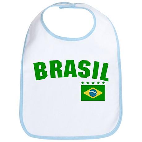 Brazil (Brasil) Bib