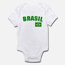Brazil (Brasil) Infant Creeper